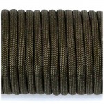 Paracord Survival Army green