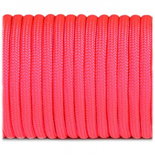 550 Paracord #007 Crimson