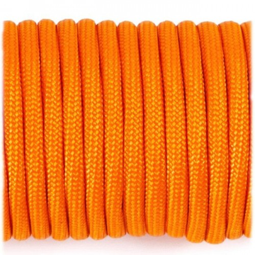 550 Paracord #009 Orange yellow