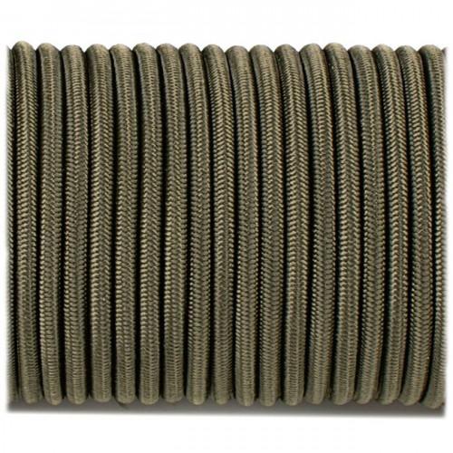 Shock cord Army Green 4мм