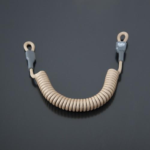 Страховочный шнур под карабины без обвеса койот
